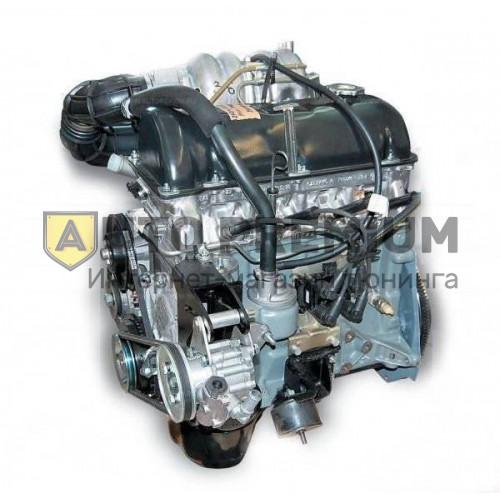 Двигатель ВАЗ 21214 в сборе Нива 4х4 с ГУР
